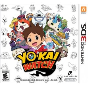 Yo-Kai Watch Digital (Código) / 3DS