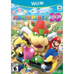 Mario Party 10 Digital (Código) / Wii U