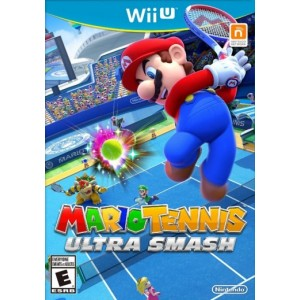 Mario Tennis: Ultra Smash Digital (Código) / Wii U