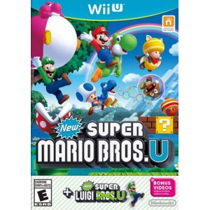 New Super Mario Bros. U Digital (Código) / Wii U