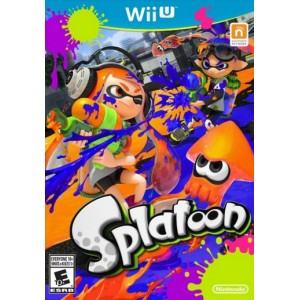 Splatoon Digital (Código) / Wii U