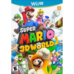 Super Mario 3D World Digital (Código) / Wii U