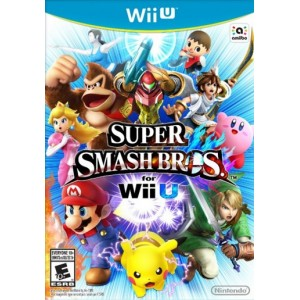 Super Smash Bros Digital (Código) / Wii U
