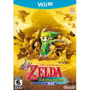 The Legend of Zelda: The Wind Waker HD Digital (Código) / Wii U
