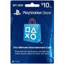 Playstation Network Card 10 Usd (USA)