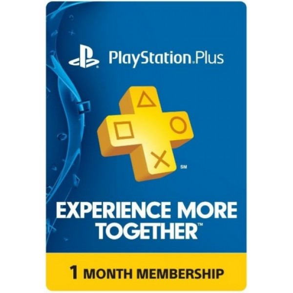 Playstation Plus 1 Mes (USA)