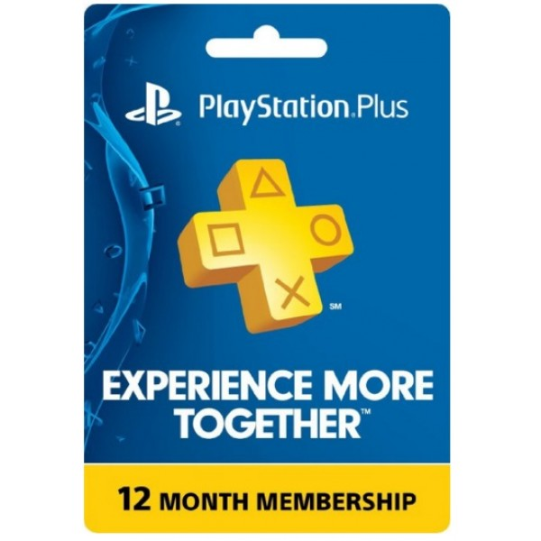 Playstation Plus 1 Año (Argentina)