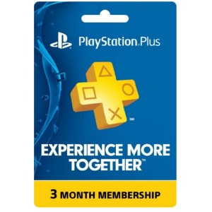 Playstation Plus 3 Meses (Argentina)