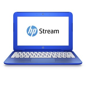 HP Stream 11-r002la - Celeron N2840 / 2.16 GHz - Win 10 Home 64 bit