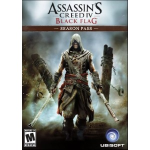 Assassins Creed 4 Black Flag: Season Pass PS3/PS4 Download Code