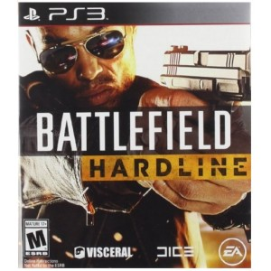 Battlefield Hardline Standard Edition Digital (código) / Ps3