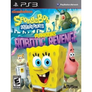 Bob Esponja: La Venganza De Plankton PS3 Download Code