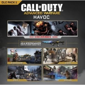 Call Of Duty: Advanced Warfare - Havoc Digital (código) / PC Steam