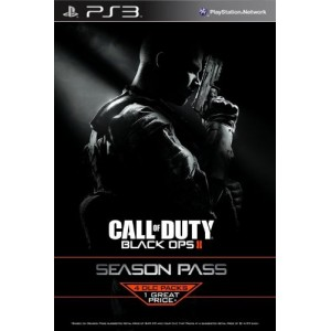 Call Of Duty Black Ops 2 Season Pass PS3 Download Code
