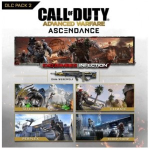 Call Of Duty: Advanced Warfare - Ascendance Digital (código) / Ps4