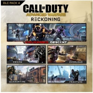 Call of Duty: Advanced Warfare - Reckoning Digital (código) / Ps3
