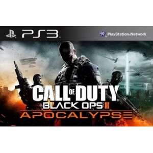 Call Of Duty: Black Ops 2 - Apocalypse Digital (Código) / Ps3