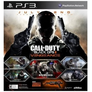 Call Of Duty: Black Ops 2 Vengeance Digital (Código) / Ps3