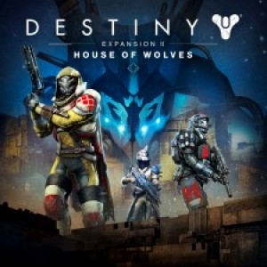 Destiny Expansion II: House of Wolves Digital (código) / Xbox One