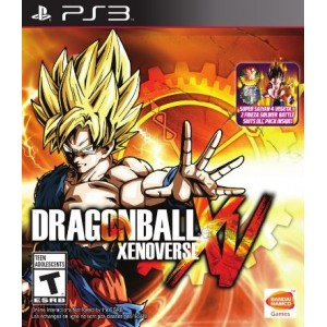 Dragon Ball Xenoverse (físico) / Ps3 - Envío Gratuito