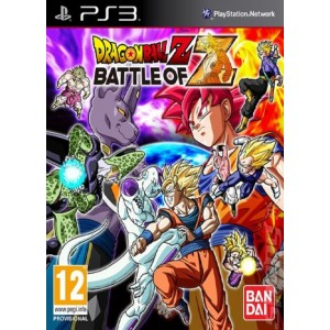 Dragon Ball Z: Battle Of Z PS3 Download Code