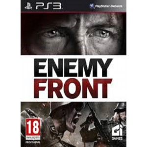 Enemy Front Digital (código) / Ps3