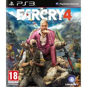 Far Cry 4 Digital (código) / Ps3