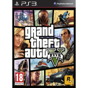 Grand Theft Auto 5 Digital (código) / Ps3