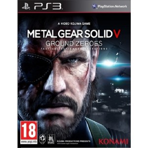 Metal Gear Solid V Ground Zeroes Digital (código) / Ps3