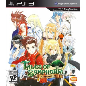 Tales Of Symphonia Chronicles PS3 Download Code