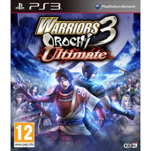 Warriors Orochi 3 Ultimate PS3 Download Code