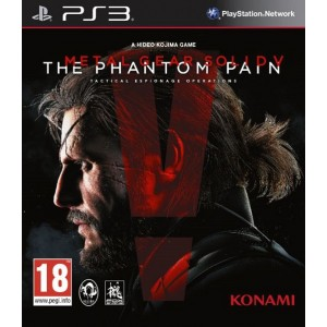 Metal Gear Solid V: The Phantom Pain Digital (código) / Ps3