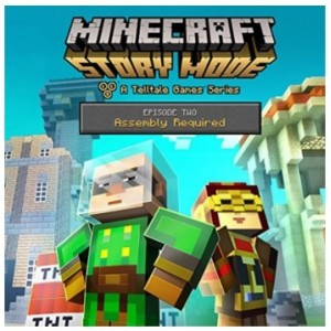 Minecraft: Story Mode - Episode 2: Assembly Required Digital (Código) / Ps3
