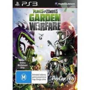 Plants Vs Zombies Garden Warfare Digital (código) / Ps3