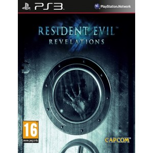 Resident Evil: Revelations PS3 Download Code