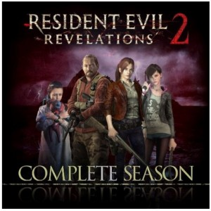 Resident Evil Revelations 2 Digital (Código) / Ps4