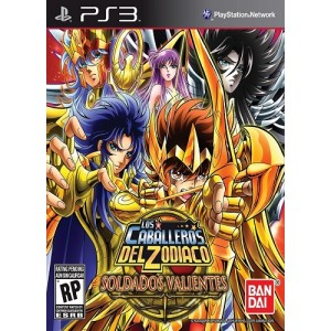Saint Seiya: Brave Soldiers PS3 Download Code