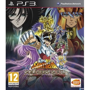 Saint Seiya Soldiers' Soul Digital (Código) / Ps3