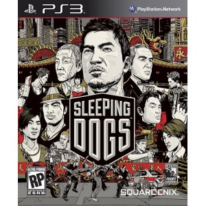 Sleeping Dogs Digital (código) / Ps3