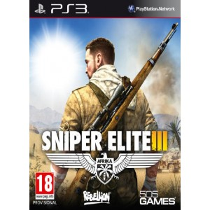 Sniper Elite 3 Digital (código) / Ps3