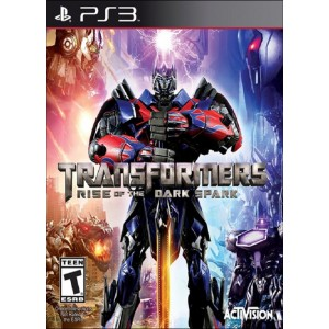 Transformers: Rise Of The Dark Spark PS3 Download Code