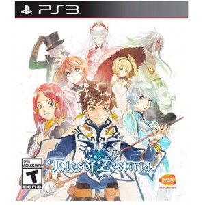 Tales of Zestiria Digital (Código) / Ps3