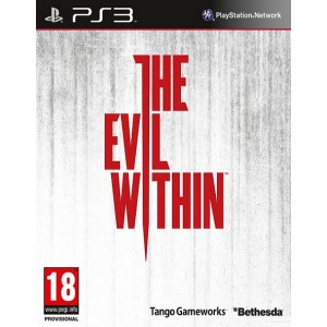 The Evil Within Digital (código) / Ps3