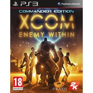 Xcom Enemy Within Digital (código) / Ps3