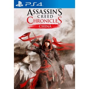Assassin's Creed Chronicles: China Digital (código) / Ps4