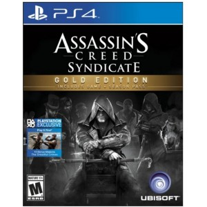 Assassin's Creed Syndicate Gold Edition Digital (Código) / Ps4
