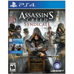 Assassin's Creed Syndicate Digital (Código) / Ps4