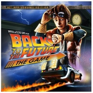 Back To The Future: The Game - 30th Anniversary Edition Digital (Código) / Ps4