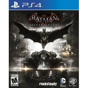 Batman: Arkham Knight Digital (código) / Ps4