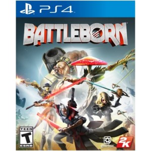 Battleborn Digital (código) / Ps4